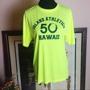 NWT Aloha Island Sport Tech Neon Woman's S